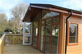Pathfinder Bespoke Lodge 40' x 16' 2 bedroom