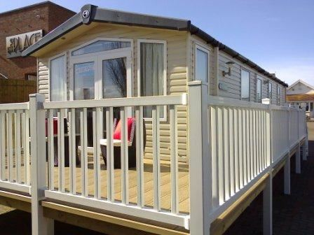Europa Cypress 28 x 10 / 2 Bedroom Caravan for Sale